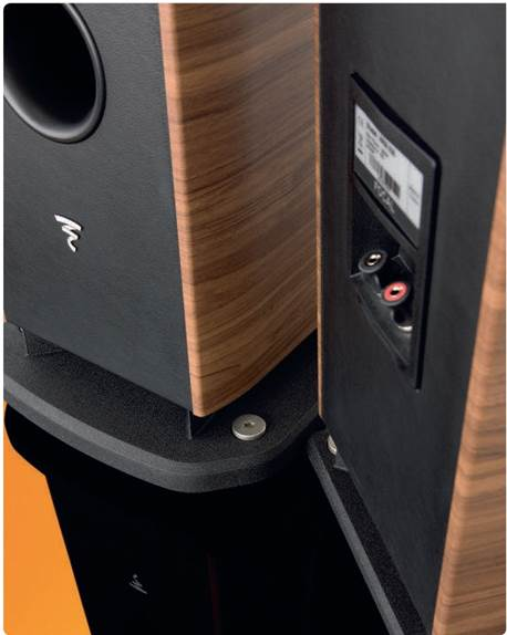 Floorstanding Loudspeaker Focal Aria 926 Review (Part 1