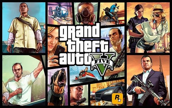 games like Grand Theft Auto V