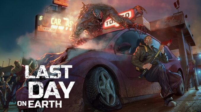 best games like Last Day on Earth Survival