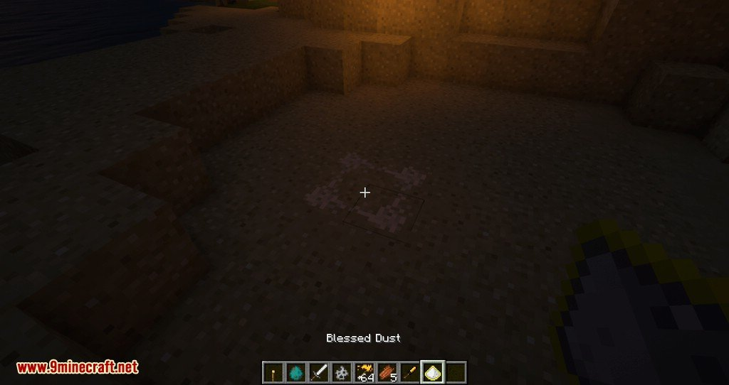 Consecration mod for minecraft 10