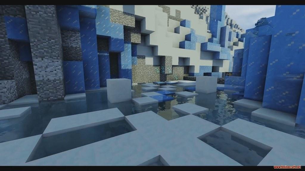 Default 3D Resource Pack Screenshots 17