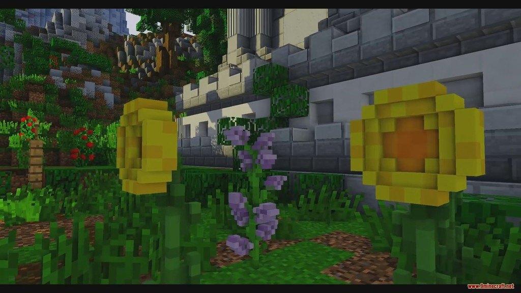 Default 3D Resource Pack Screenshots 3