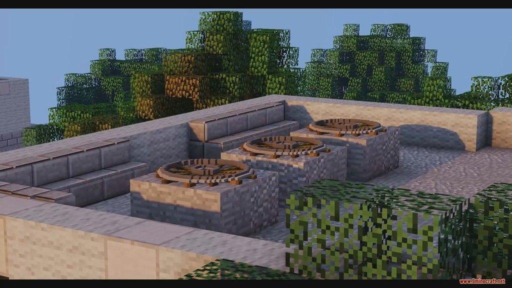 Default 3D Resource Pack Screenshots 8