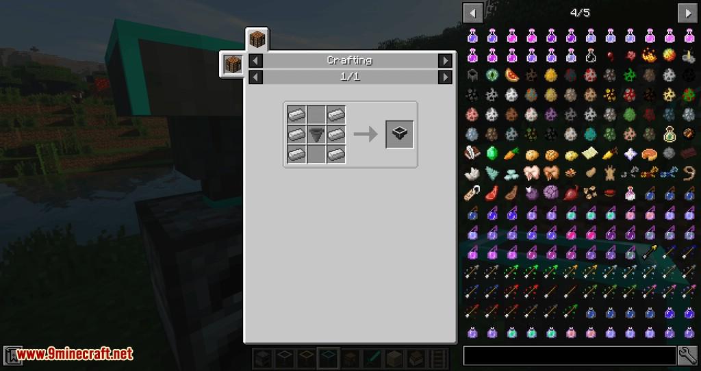 Speedy Hoppers mod for minecraft 05