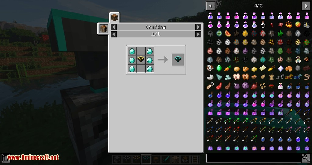 Speedy Hoppers mod for minecraft 07