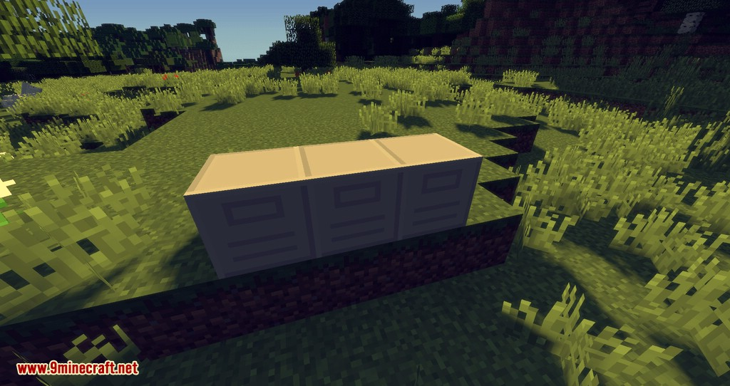 Storage Cabinet Mod 1 16 1 1 14 4 Minecraft Mod Download