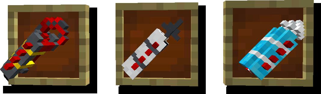 Advanced Hook Launchers Mod Screenshots 1