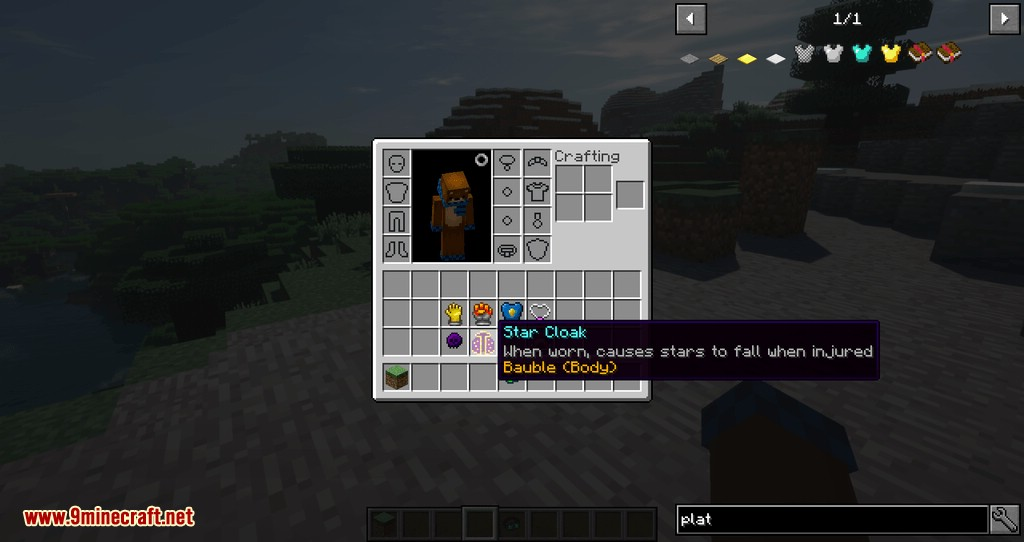Artifacts mod for minecraft 03