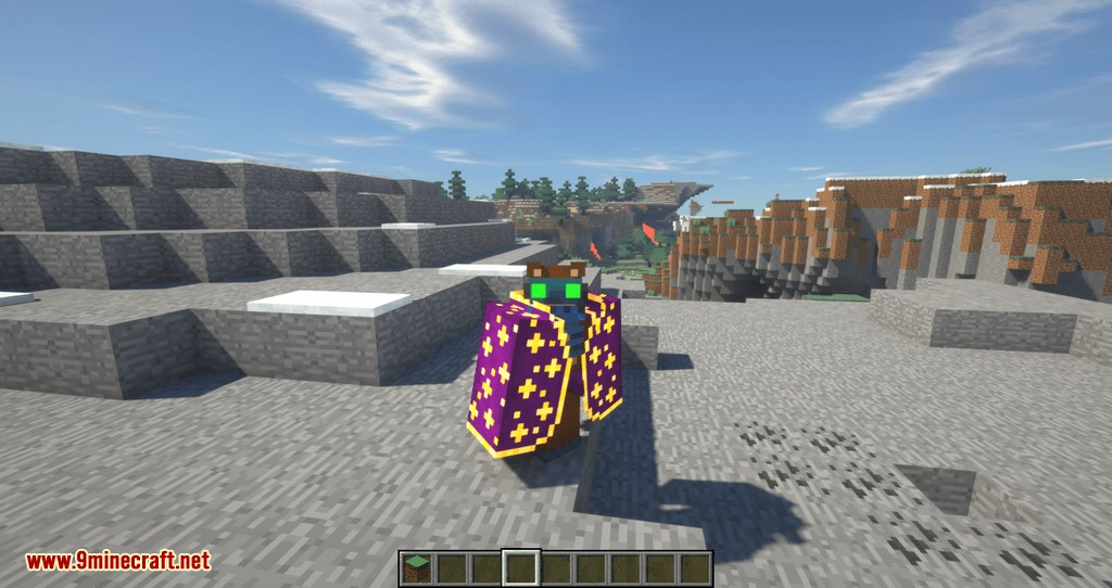 Artifacts mod for minecraft 07