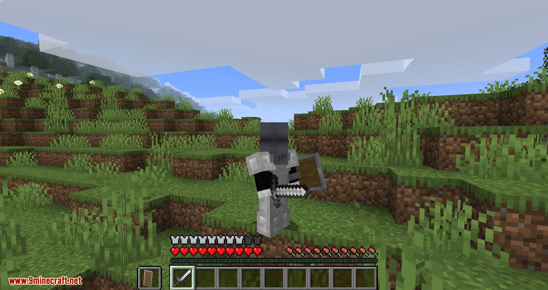 Crusade mod for minecraft 02