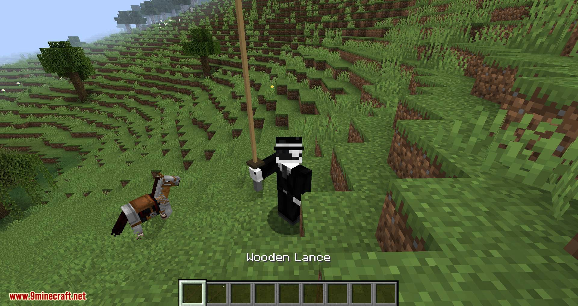 Crusade mod for minecraft 04