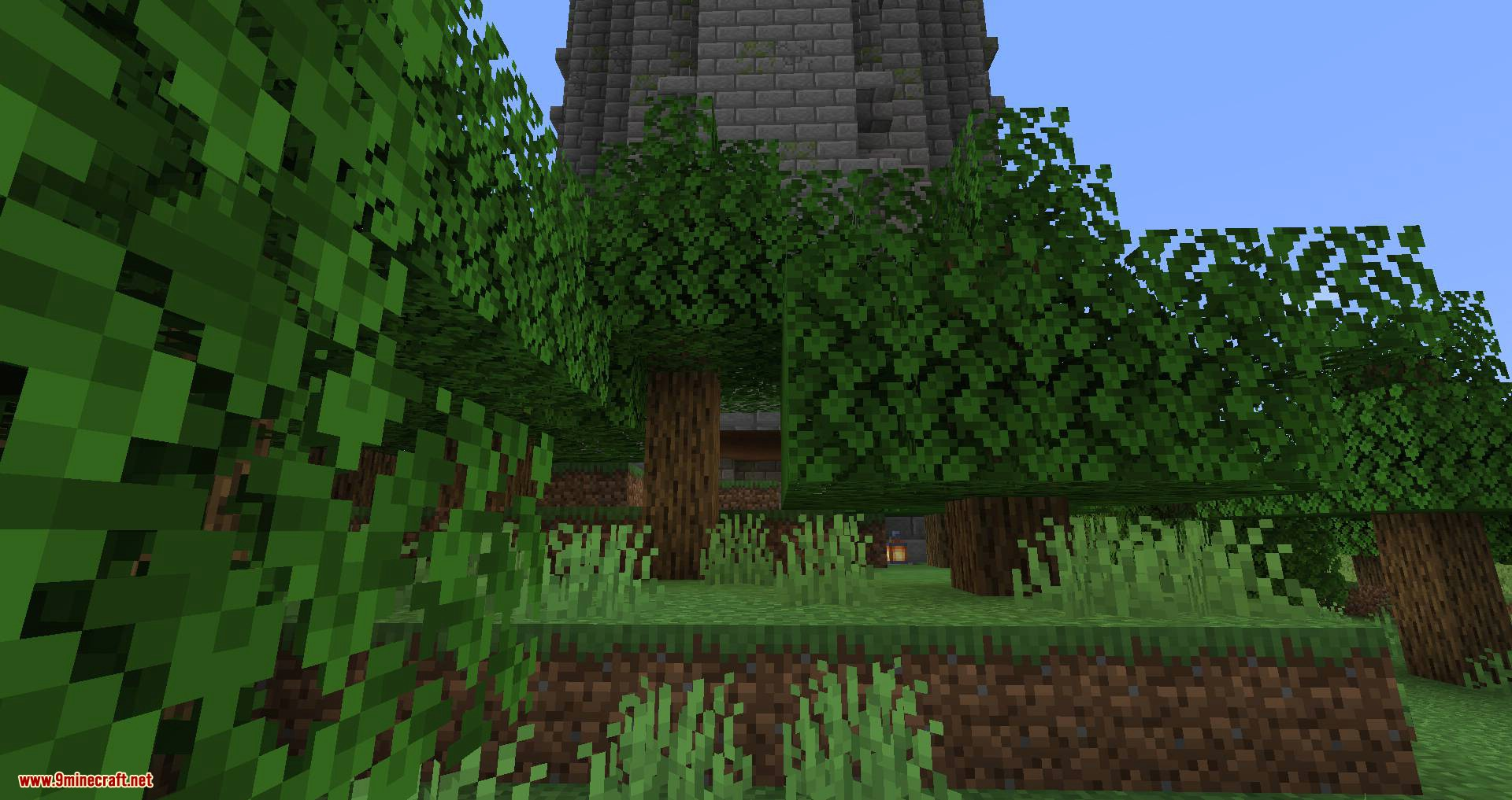 Draylar_s Battle Towers mod for minecraft 02