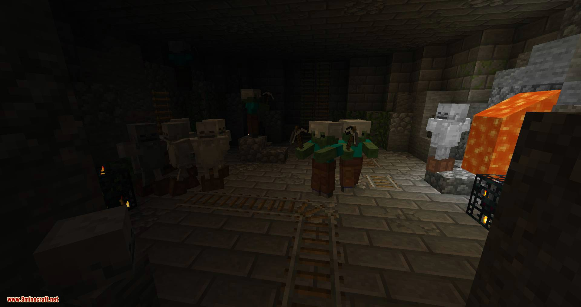 Draylar_s Battle Towers mod for minecraft 06