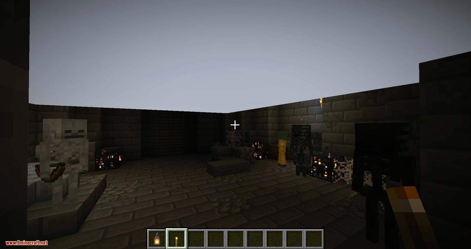 Draylar_s Battle Towers mod for minecraft 10