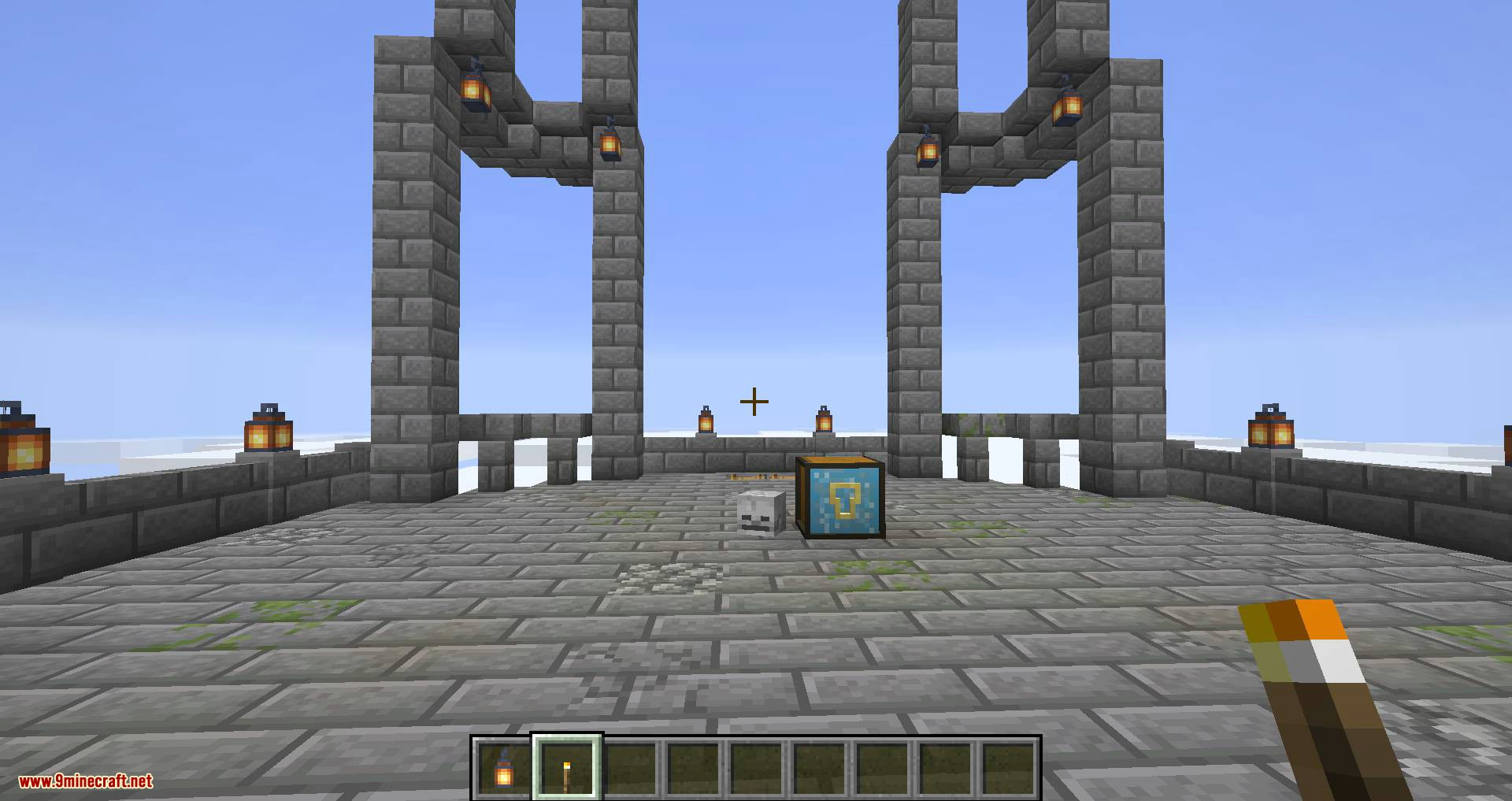 Draylar_s Battle Towers mod for minecraft 11