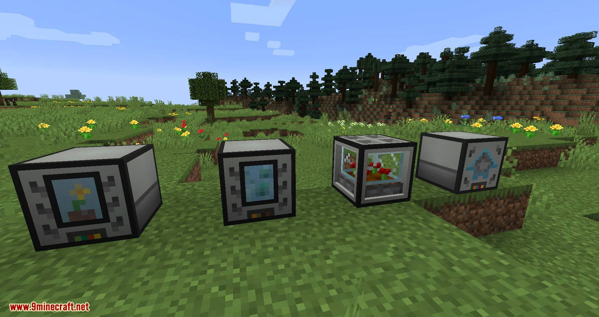 Herbocraft Mod 1 16 2 1 16 1 Minecraft Mod Download