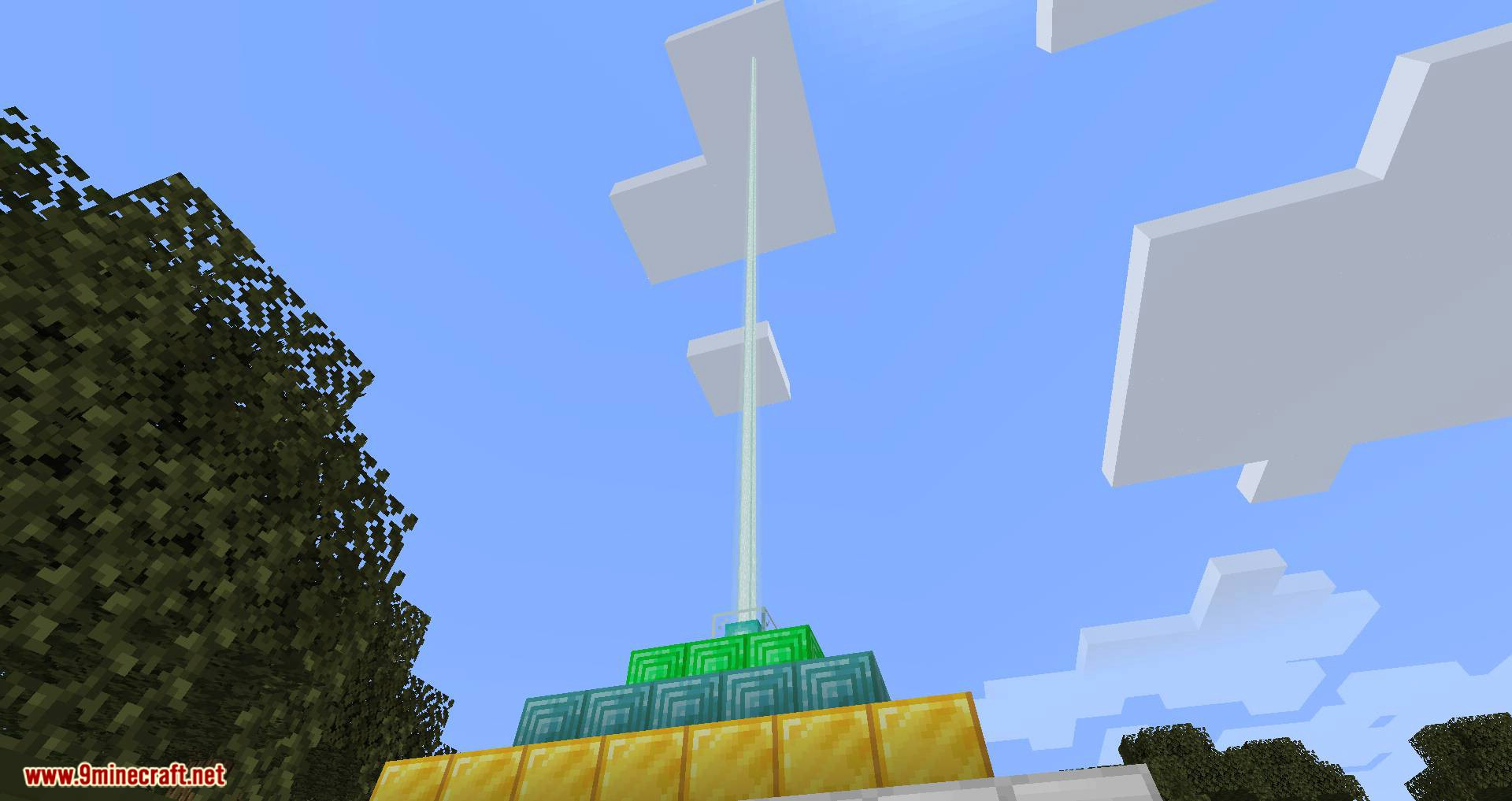 Just Enough Beacons mod for minecraft 10