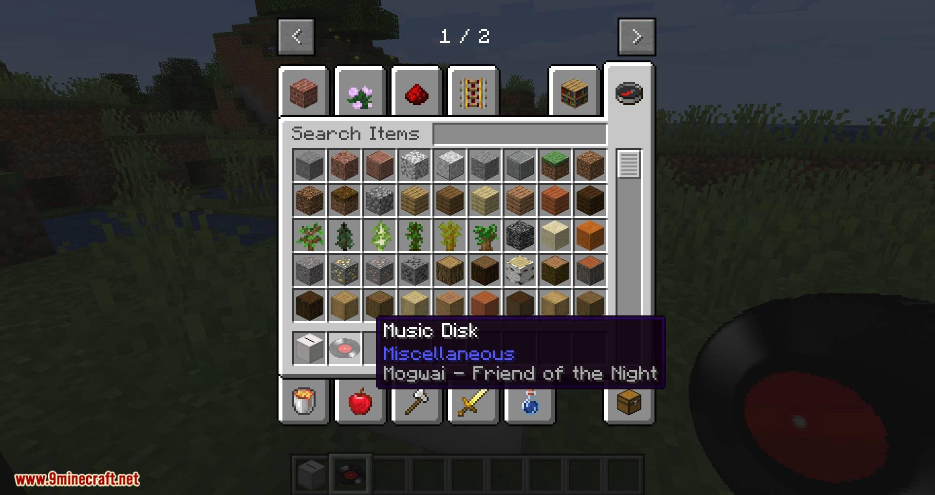 MCDJ mod for minecraft 06