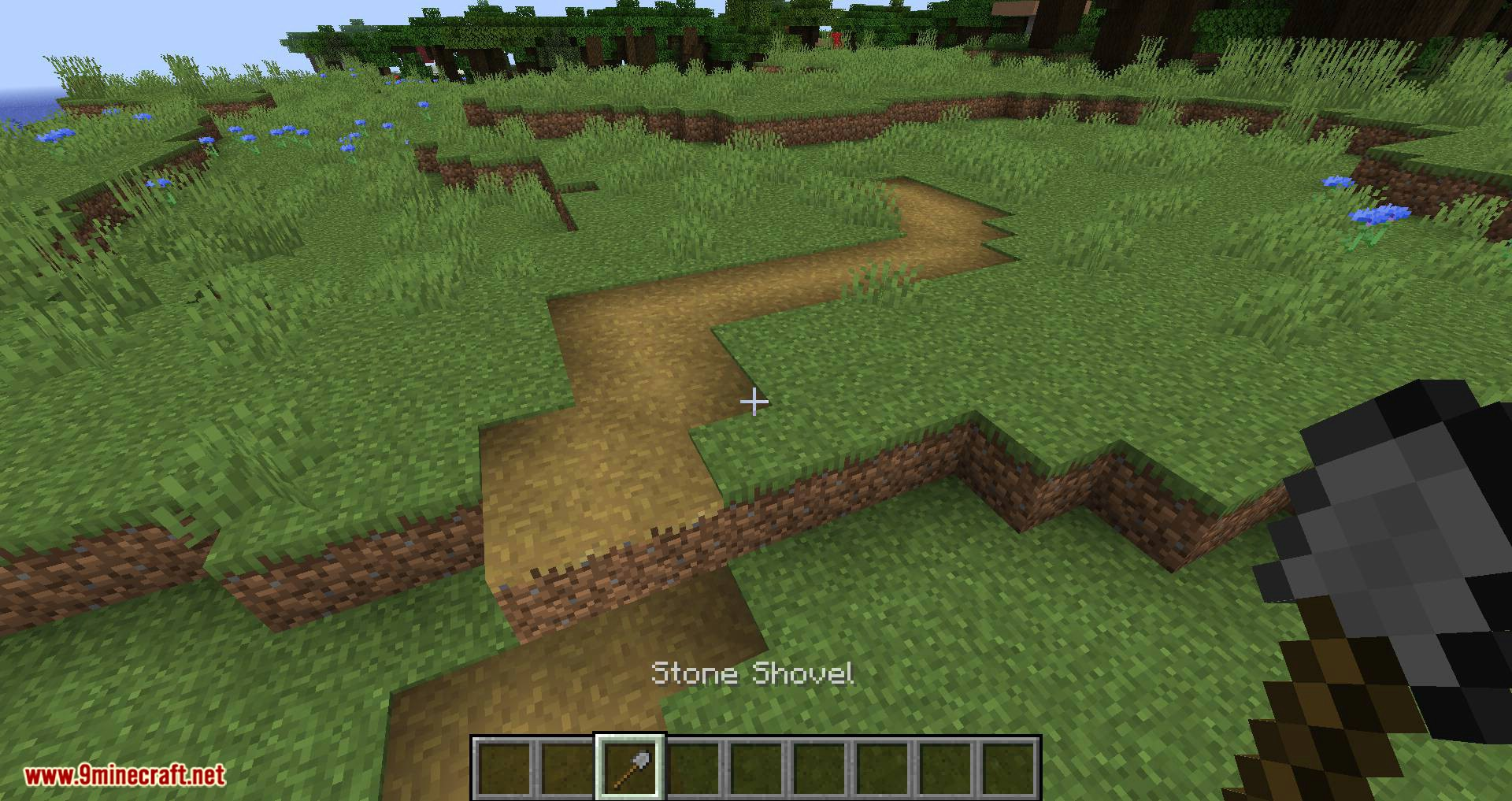 More Paths mod for minecraft 02