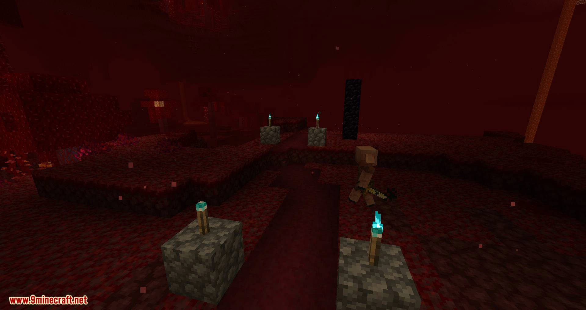 More Paths mod for minecraft 08