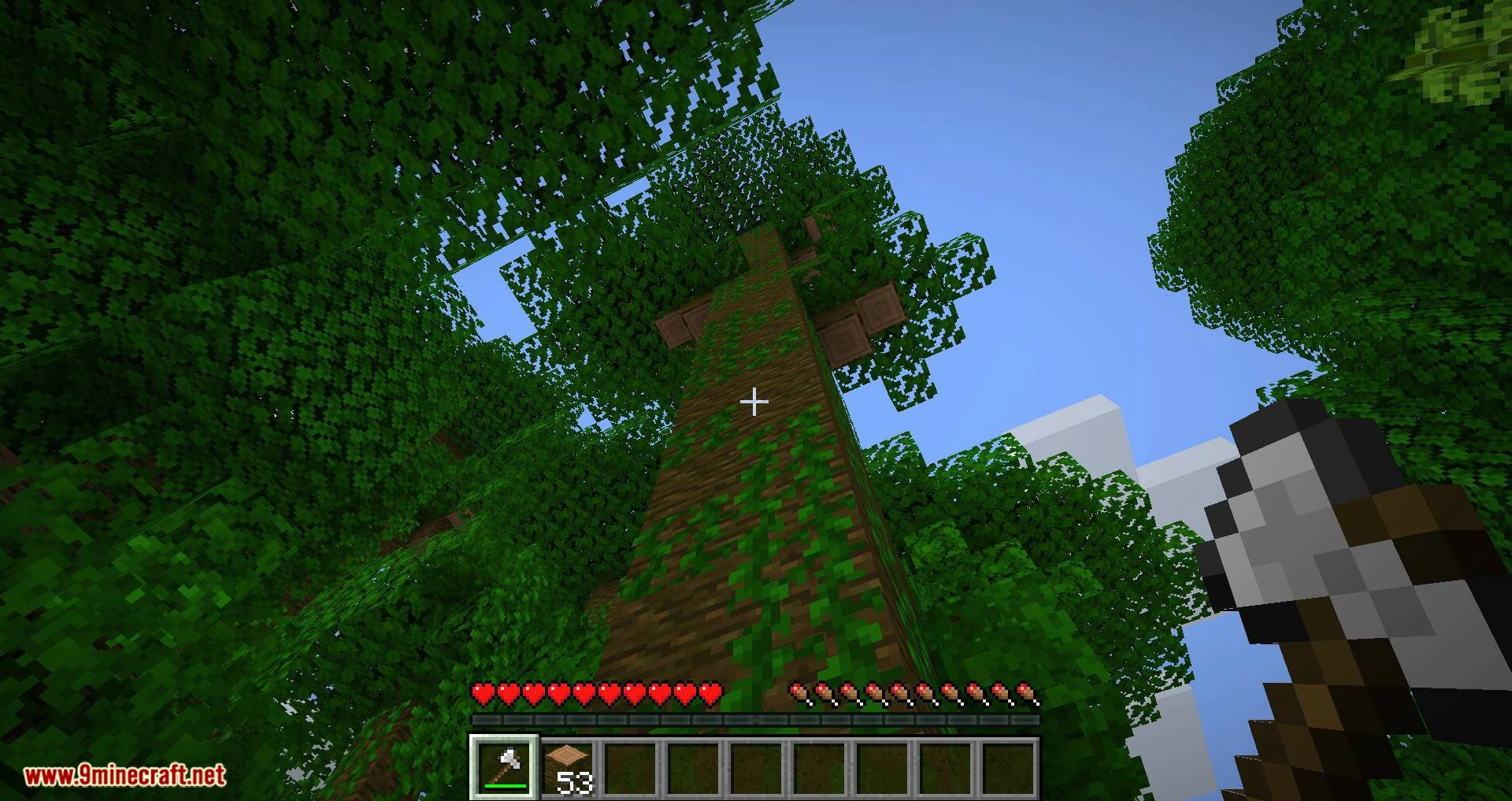 pizzaatime_s Timber Mod for minecraft 07