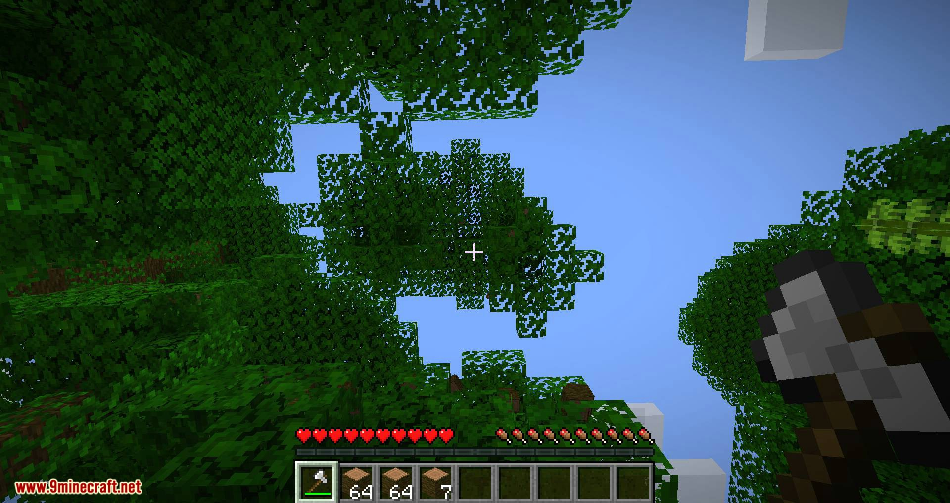 pizzaatime_s Timber Mod for minecraft 09