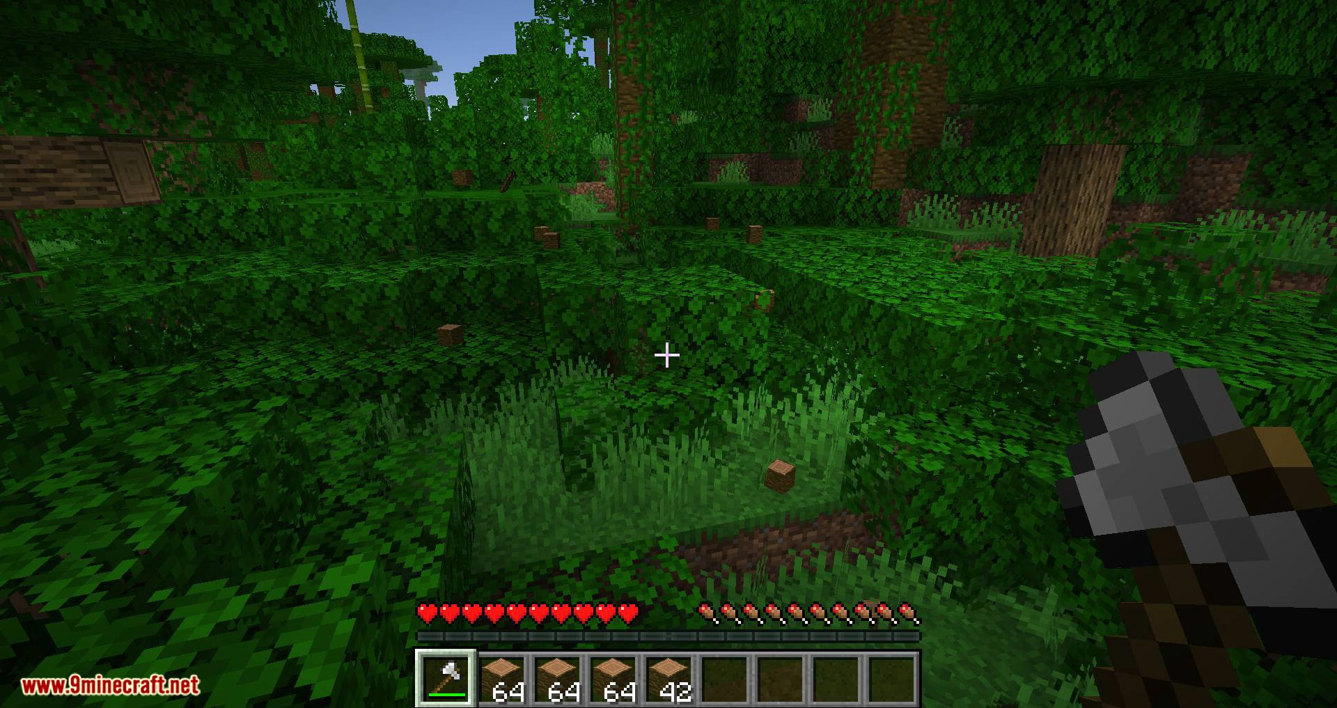 pizzaatime_s Timber Mod for minecraft 10