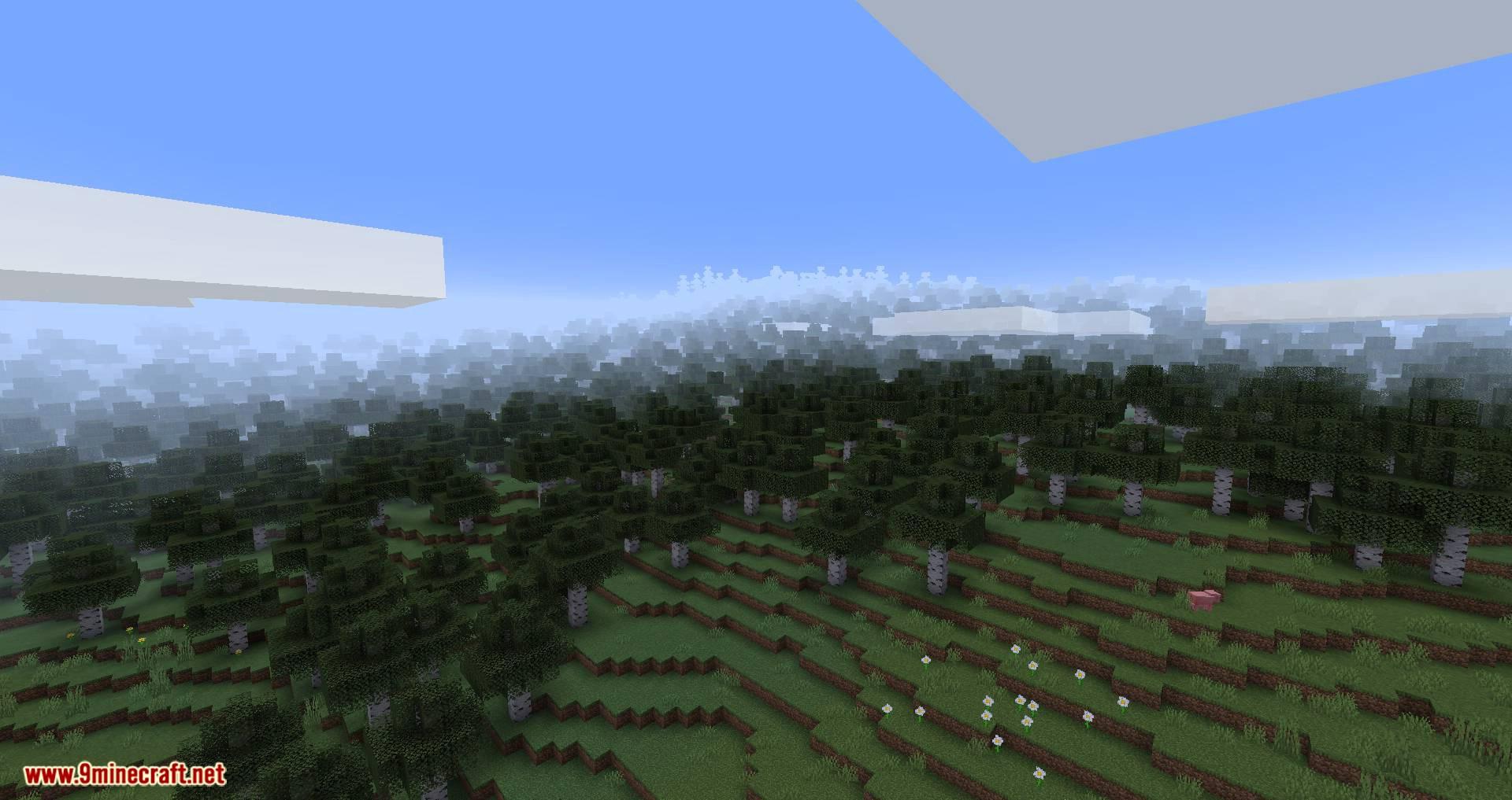 Simplex Terrain mod for minecraft 10