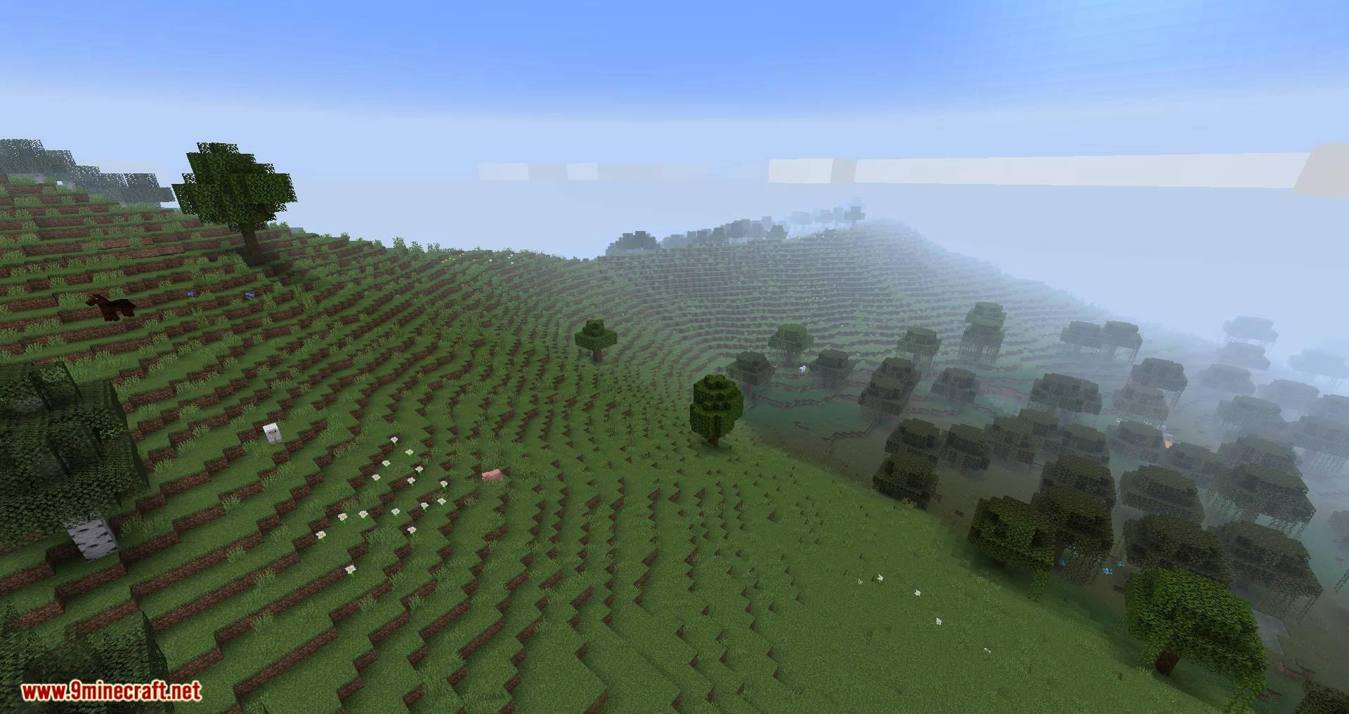 Simplex Terrain mod for minecraft 11