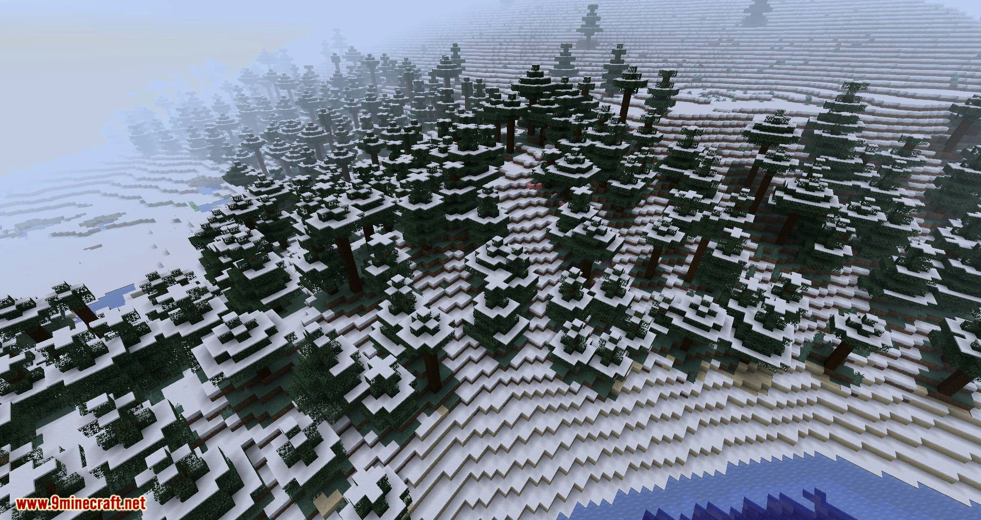 Simplex Terrain mod for minecraft 02