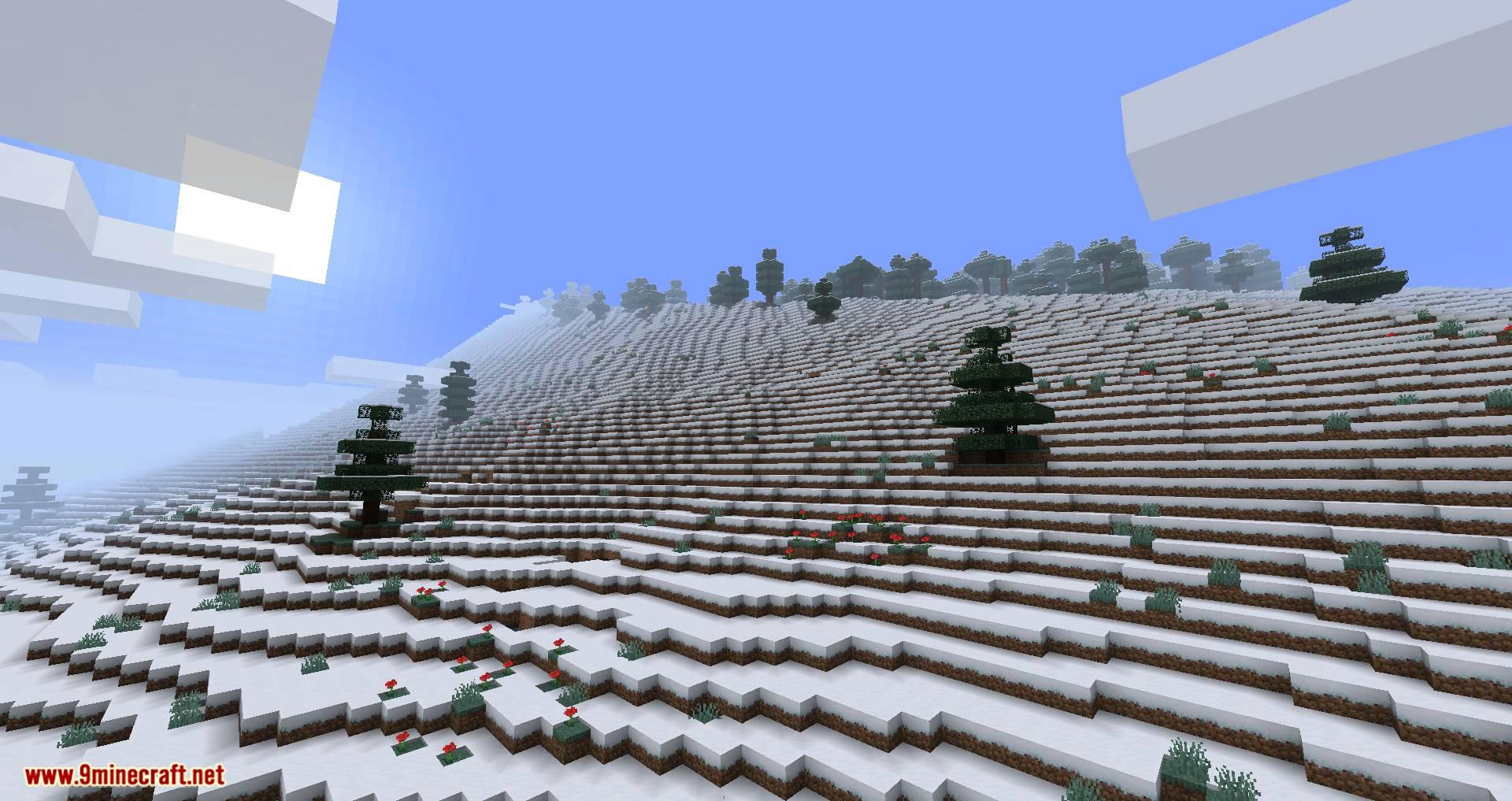 Simplex Terrain mod for minecraft 03