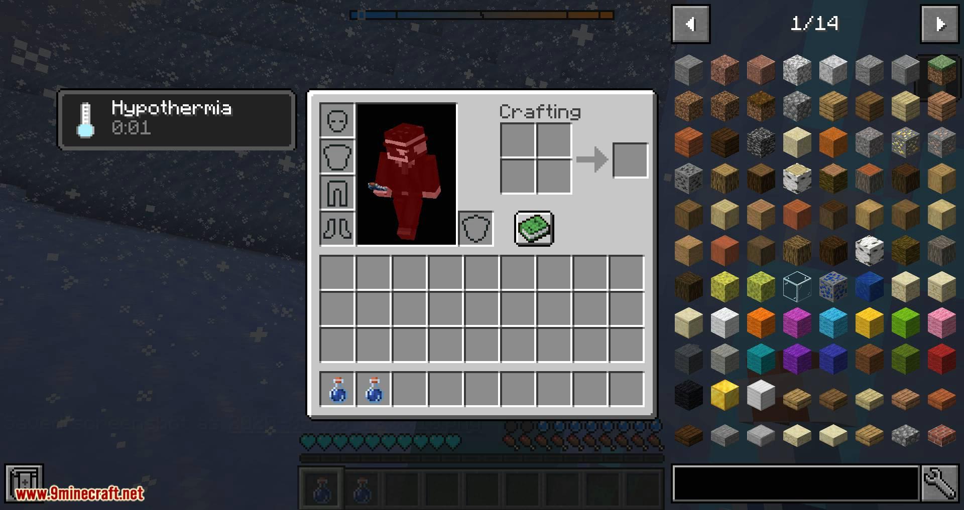 Survive mod for minecraft 05