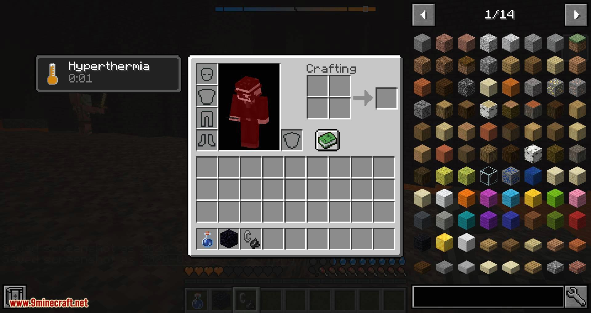 Survive mod for minecraft 09