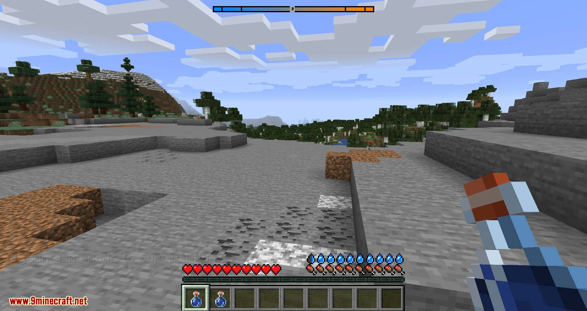 Survive mod for minecraft 01