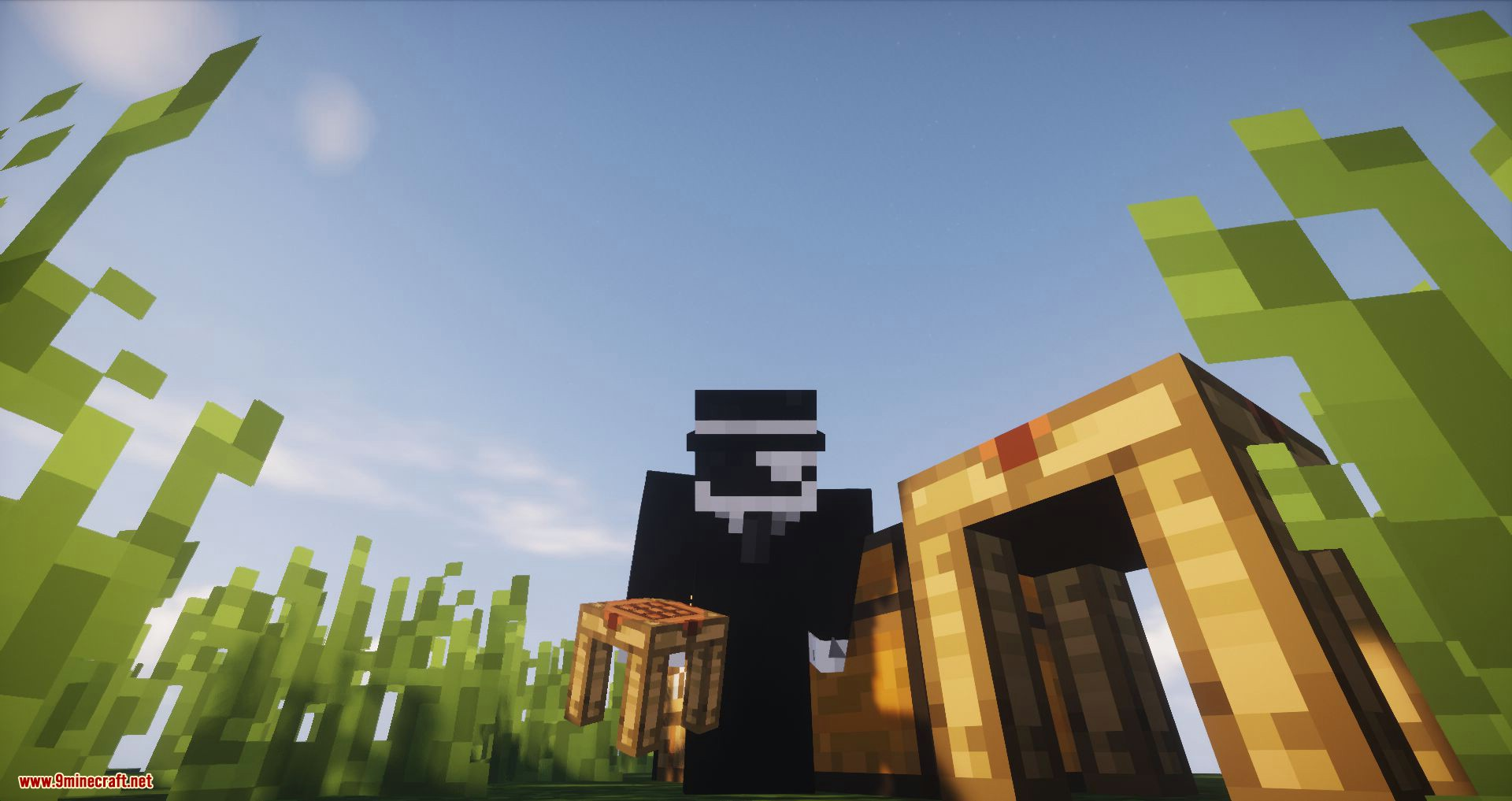 Crafting Station mod for minecraft 10
