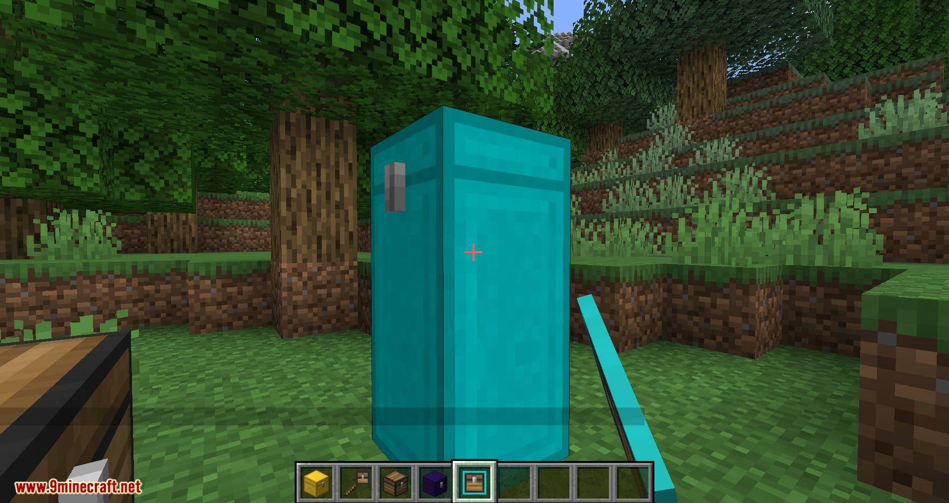 Expanded Storage mod for minecraft 11