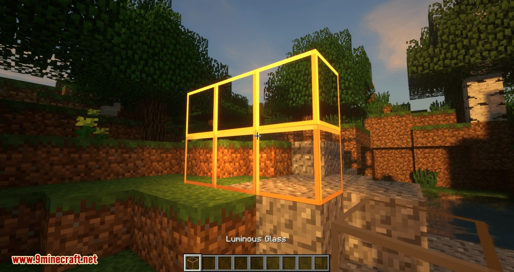 Glassential mod for minecraft 03