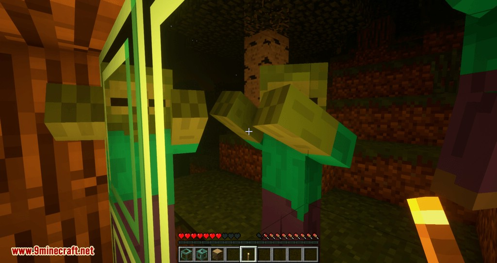 Glassential mod for minecraft 11