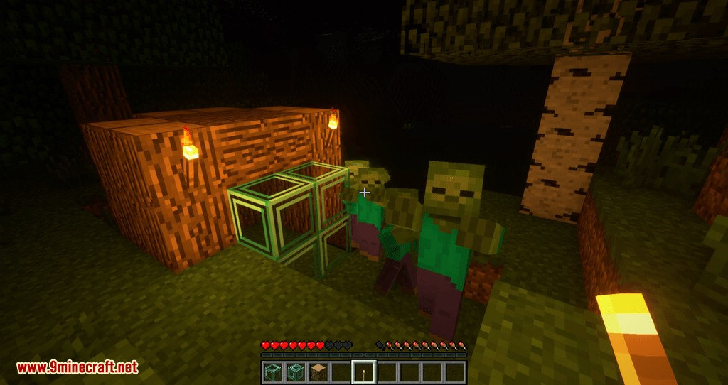 Glassential mod for minecraft 12