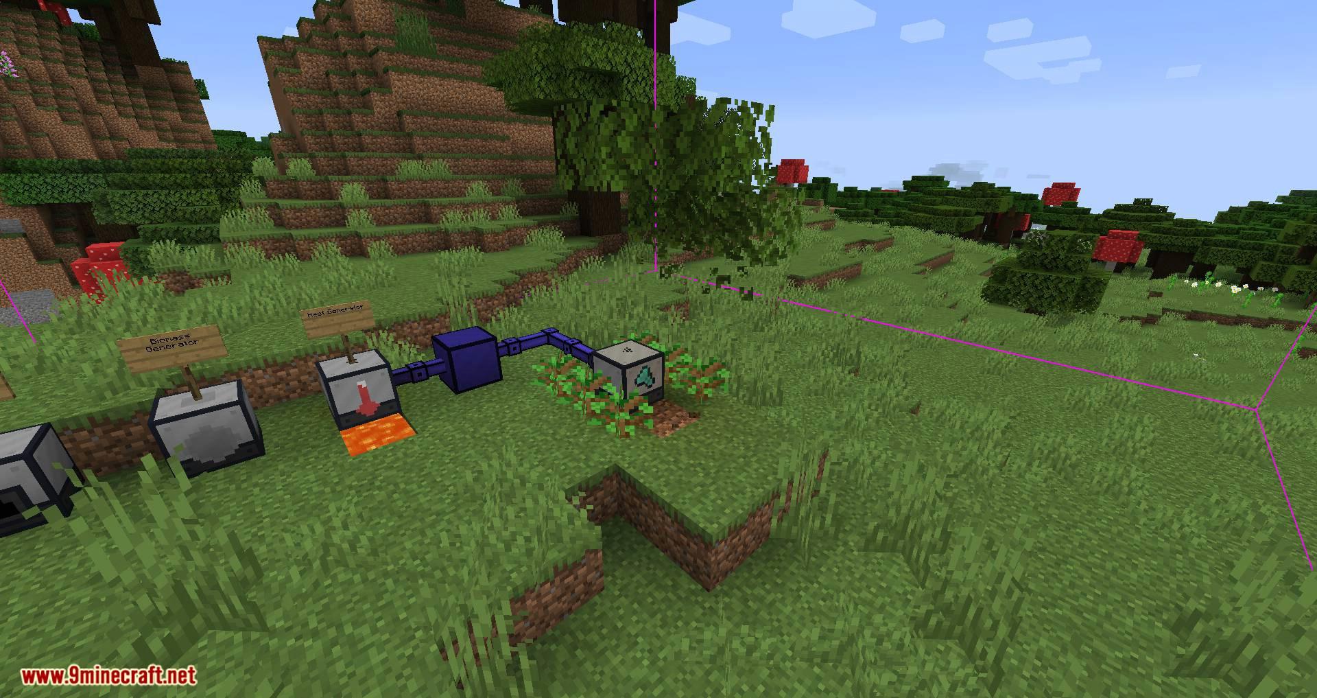 Industrial Revolution mod for minecraft 06