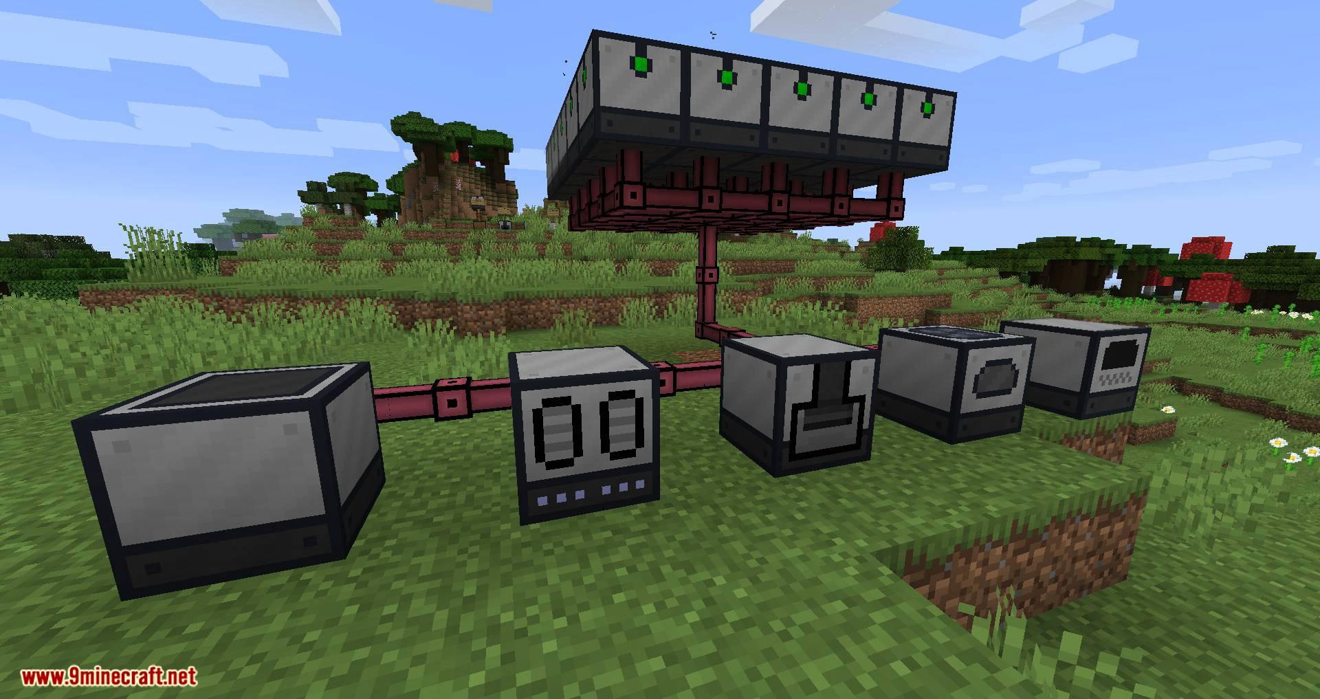 Industrial Revolution mod for minecraft 09