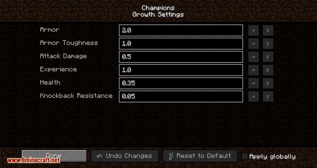 Champions mod for minecraft 03