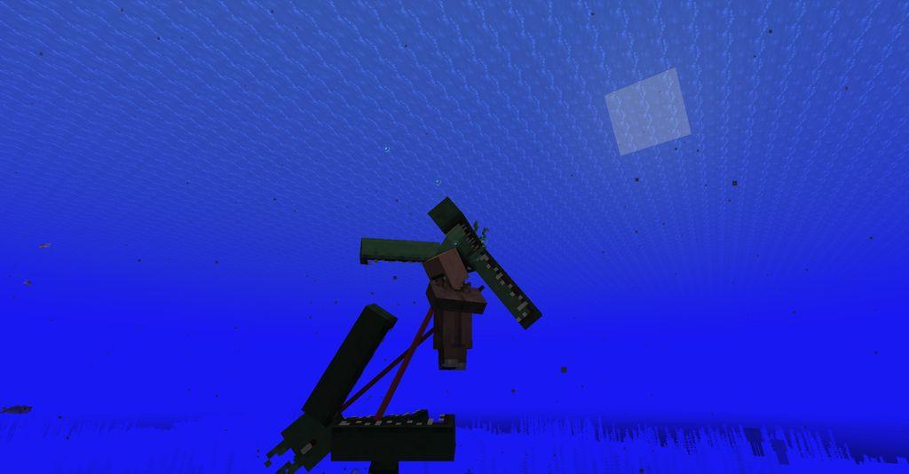 Ocean Depths Monster Mod Screenshots 9