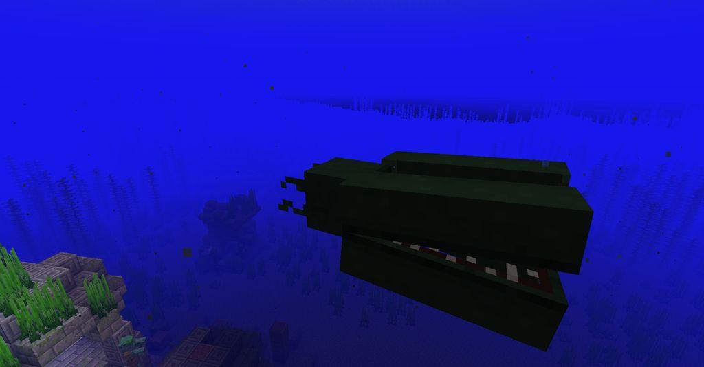 Ocean Depths Monster Mod Screenshots 1