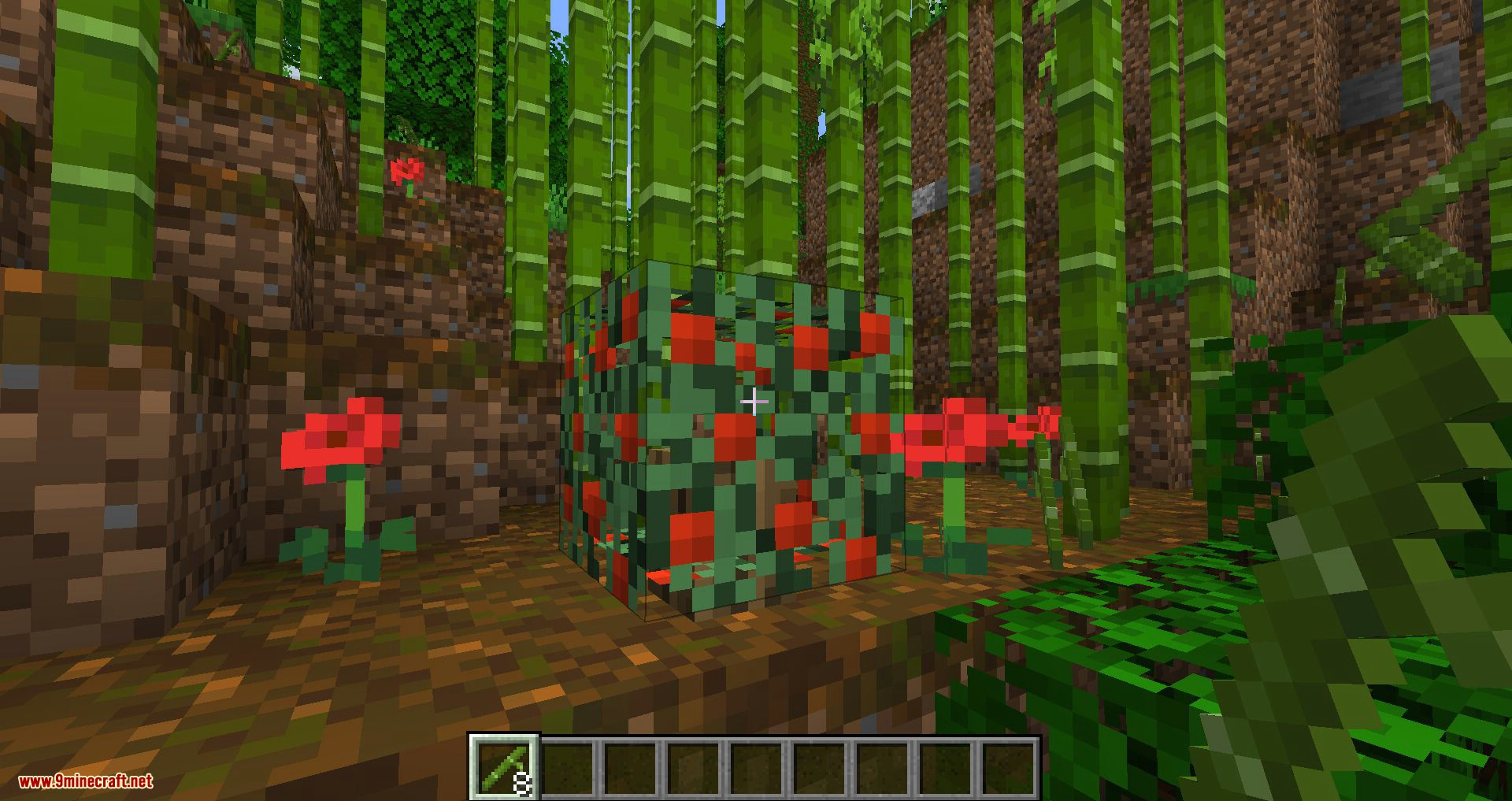 Simple Farming mod for minecraft 01