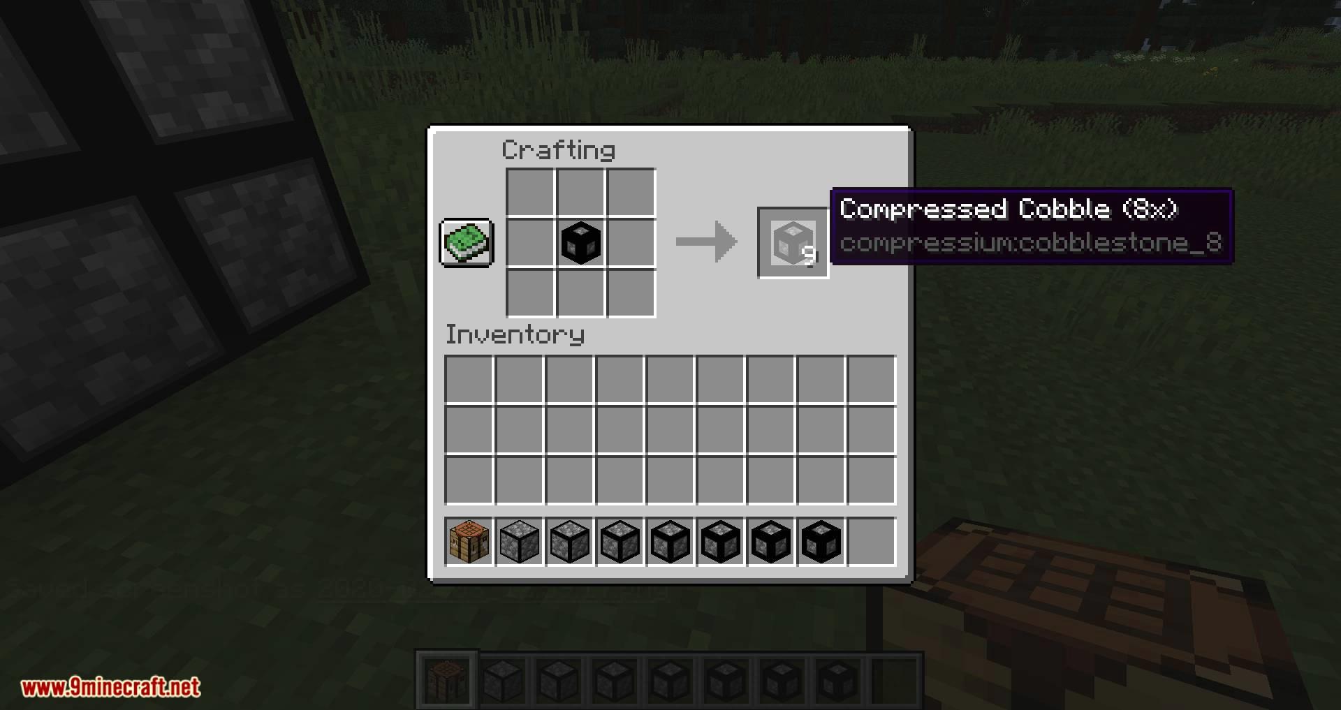 Compressium mod for minecraft 04