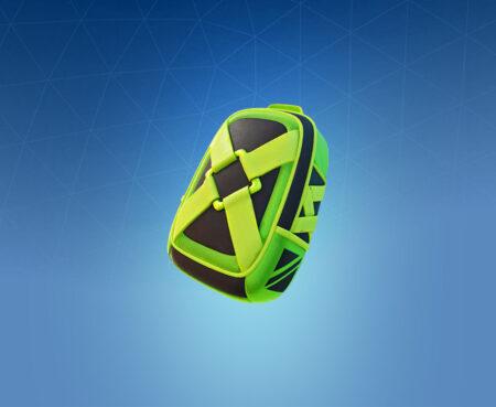 Fortnite Impact Green Back Bling - Full list of cosmetics : Fortnite Impact Set   Fortnite skins.