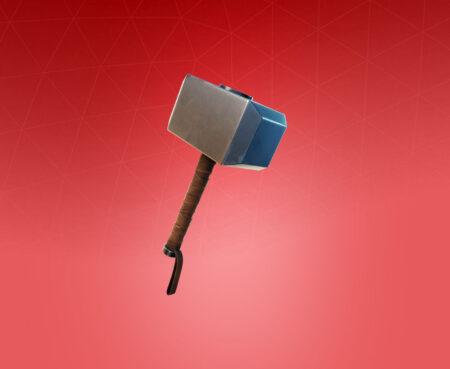 Fortnite Mjolnir Harvesting Tool - Full list of cosmetics : Fortnite Thor Set | Fortnite skins.