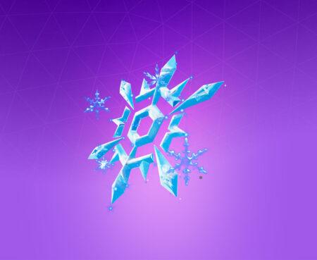 Fortnite Snow Crystal Back Bling - Full list of cosmetics : Fortnite Winter Wonderland Set | Fortnite skins.