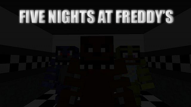 The best Minecraft Horror Maps - Five Nights at Freddy's maps